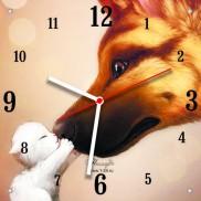 """Часы """"Дружба"""""""