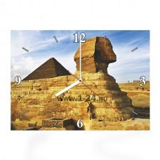 "Часы ""Каменный сфинкс"" Арт. 00376"